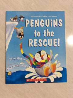 Scholastic Penguins to the rescue