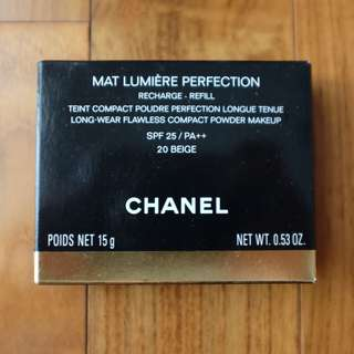 Chanel Mat Lumiere Perfection (Refill)
