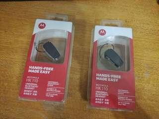 Motorola Handfree Bluetooth