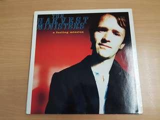 The Harvest Ministers A Feeling Mission Vinyl LP Original Pressing Rare