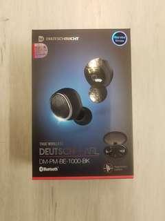 Deutschmacht DM-PM-BE-1000-BK 藍牙耳機