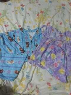 Pajama set  (as pack)