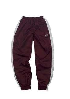 Vtmt track pants purple