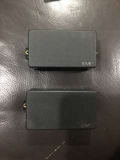 EMG 81 Pickups Pair