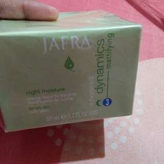Night Cream Mattifying