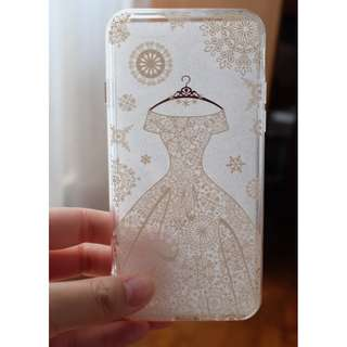 wedding dress Iphone 6 case