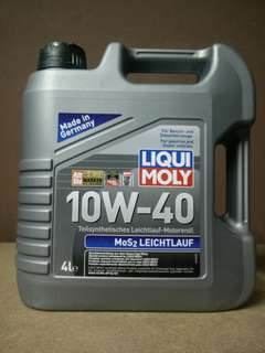 Liqui Molly Engine Oil