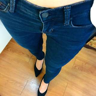 🚚 Gap彈性牛仔褲