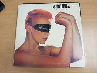 Eurythmics Touch Vinyl LP Original Pressing Rare