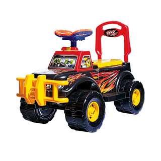 Mainan Mobil Dorong RIDE ON JEEP - GMJ592