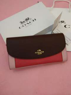 Coach Wallet ready stock