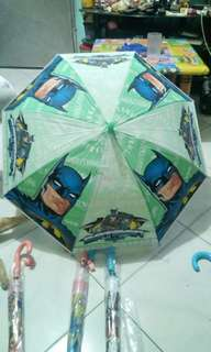 Disney princess and Marvel Umbrella