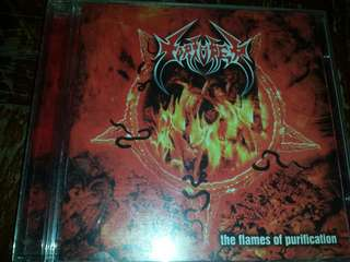 Music CD (Metal): Torturer – The Flames Of Purification - Cult Chilean Thrash Metal / Death Metal