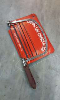 Antique Coping Saw