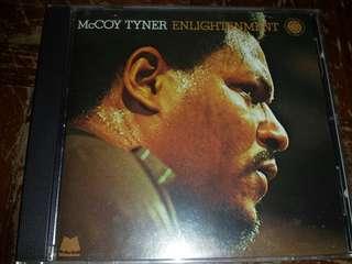 Music CD (Jazz): McCoy Tyner–Enlightenment