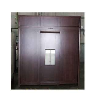 【172二手傢俱】B496二手大型兩層式衣櫃,中古大型兩層式衣櫃,二手家具,中古家具