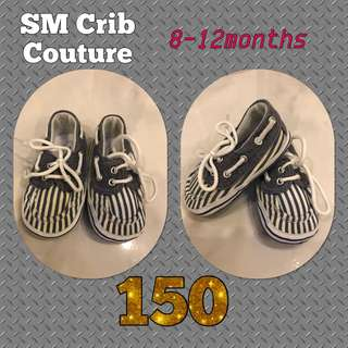 SM Crib Couture Baby Boy Shoes