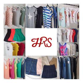 On hand fresh items with good quality overruns!