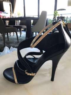 eu 35 Giuseppe Zanotti & Balmain designer sandals