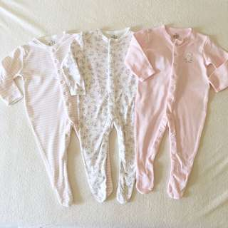 Primark Sleepsuits