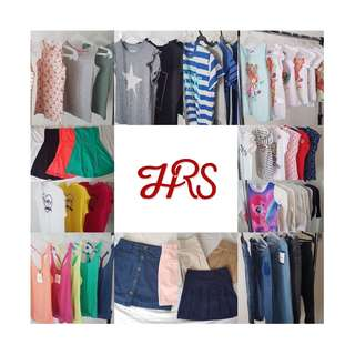 Fresh items with good quality overruns!