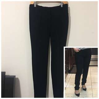 Aritzia Wilfred 4 Black Dress Pant