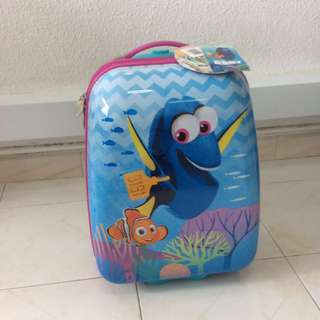 """Authentic American Tourister 17"""" children luggage"""