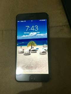Iphone 6 plus 16gb For sale