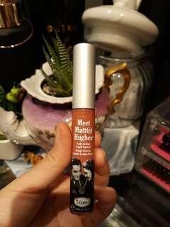 The Balm Long lasting liquid lipstick