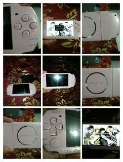 PSP 3000 PINK BLOSSOM