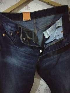 Celana Jeans levis ori