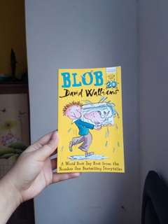 BISA BARTER❤ Novel David Walliams Book - Books - Children - Fantasy