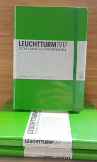 Notebook Leuchtturm1917 Fresh Green