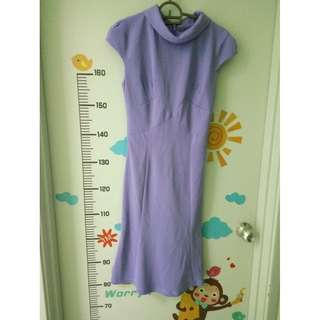 Purple Dress Size XS