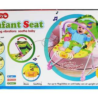 Bouncer Bayi / Baby Bouncer IBABY INFANT SEAT - 68109