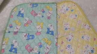 Baby changing diaper mat