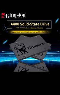 Kingston solid state drive 2.5 inch