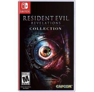 Resident Evil Revelations 1+2 (Switch)