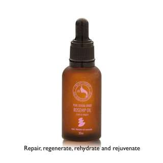 One Earth Organics Rosehip Oil
