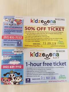 Kidzoona Any Branch