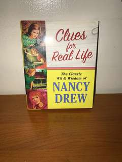 Clues for Real Life by Nancy Drew