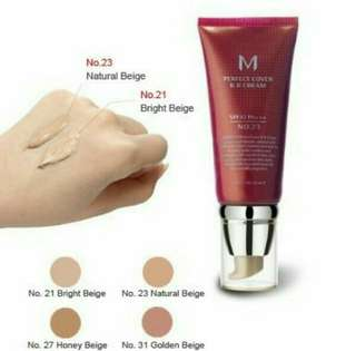 MISSHA M Perfect Cover BB Cream SPF 42 PA+++ (20mL)