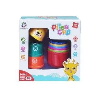 Perlengkapan Mandi Bayi PILES CUP - 618