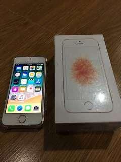 iPhone SE Rose Gold 32gb FU