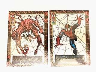 1994 特別版Spiderman膠卡