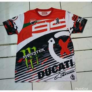 Kaos Ducati 99 Lorenzo