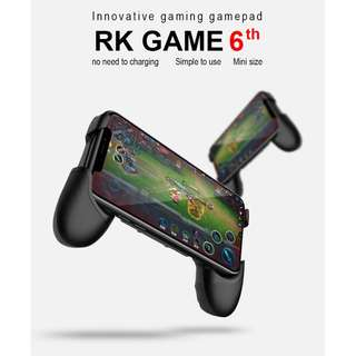 RK Game 6th Touch screen Mobile Gamepad - 手機遊戲控制柄 - A0809