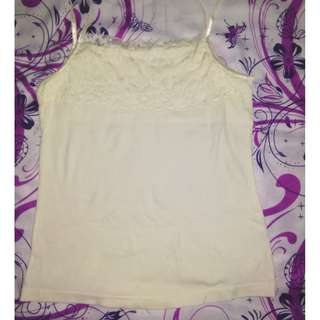 Preloved Lace Camis