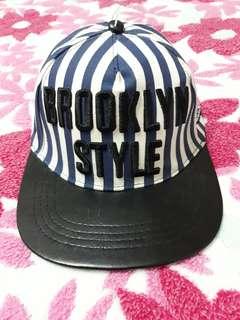Brooklyn Style Cap