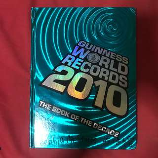 2010 GUINNESS WORLD RECORDS